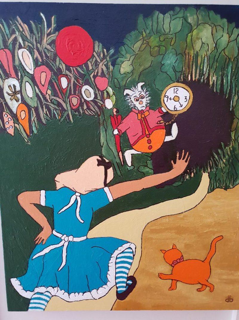 Bibi-Ostermark-Please-wait -Mr.Rabbit